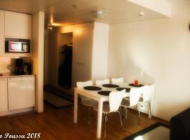 Wonderful Spacious Apartment With Glazed Balcony, Hämeenlinna