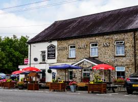 The White Hart Inn, Llandeilo (рядом с городом Golden Grove)