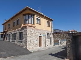 Casa Rural El Mendrugo, Tornadizos de Ávila (Bernúy-Salinero yakınında)