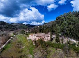 Convento San Bernardino, Montefranco