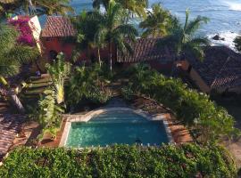 Hotel Punta Franca, Jobal