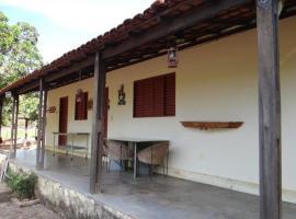 Fazenda Bocaina do Sol, Formosa (Planaltina yakınında)