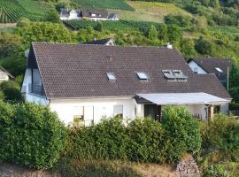 Gästehaus Lavendel an der Mosel, Senheim (Nehren yakınında)