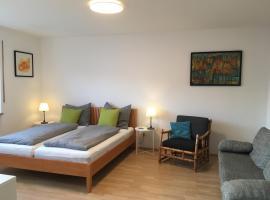Apartment Bilgeri, Memmingen (Buxheim yakınında)