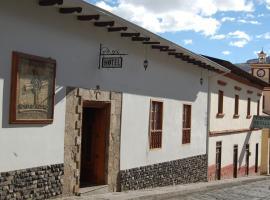 Hotel El Molino Alausí, Alausí
