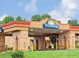 Days Inn by Wyndham Durham/Near Duke University, Durham (in de buurt van Hillsborough)
