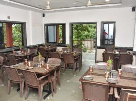 Hotel Visawa, Алибаг (рядом с городом Pen)