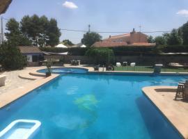 Villa Rosi, Albacete (La Felipa yakınında)