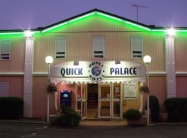 Quick Palace Auxerre, Монето (рядом с городом Аппуаньи)