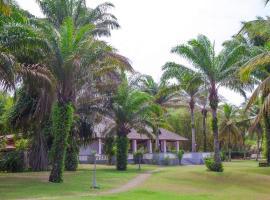 African Queen Lodge, Assinie (Kofikro yakınında)