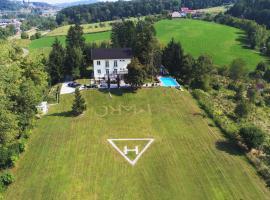 Karavla Private Villa, Šentilj (Spielfeld yakınında)