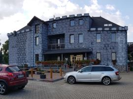 Hotel Camelot, Tisá (Petrovice yakınında)