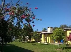 Pousada Cheiro da Mata, Arambaré (Tavares yakınında)