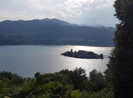 La casa tra i due laghi