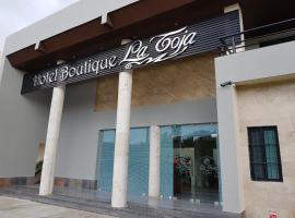 Hotel Boutique La Toja Campeche