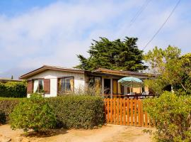 Casa veraneo pichidangui, Pichidangui (Los Vilos yakınında)