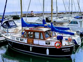 """Sailing Boat """"Brígida"""""""
