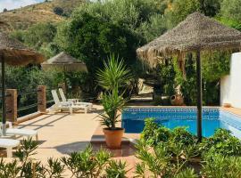 Appartement dans belle maison andalouse, Pinos del Valle