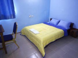 Nhokaa Elite Hotel, Danané (Regiooni Man lähedal)