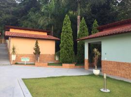 Hotel Espaço Verde, Marilândia (Colatina yakınında)