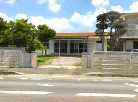 「花の宿」石垣島宮良のまるまる一軒家