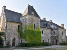 Manoir de Jouralem, Blaison (рядом с городом Saint-Rémy-la-Varenne)