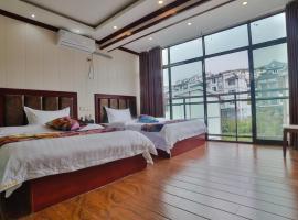 Yu Yi Ting Theme Hotel, Qijiang (Wanshengchang yakınında)