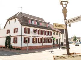 Hotel Löwen, Eggenstein-Leopoldshafen