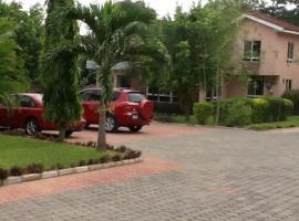 Three Palms, Ibadan (Near Ido)