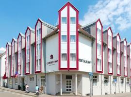 Hotel Gerberhof, Backnang (Rietenau yakınında)