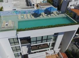 Anah Penthouse By Oceanfront