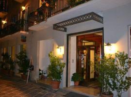 Hotel La Congiura dei Baroni, Teggiano (Sala Consilina yakınında)