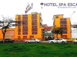 Hotel Spa Escalibur