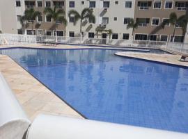 Apartamento Próximo as Tapioqueiras, Fortaleza (Eusébio yakınında)