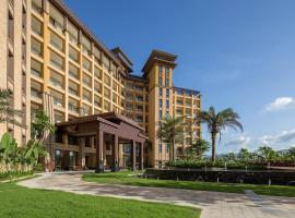 Sanya Hongtang Bay Jianguo Holiday Hotel