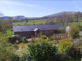 Llety'r Dylluan Wen, Llanrhaeadr-ym-Mochnant (рядом с городом Llanarmon-Mynydd-mawr)