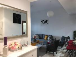 Yas Island - Insam Apartment, Abu Dabi (Al Shahamah yakınında)