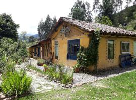 Jacamaki Reserva Natural, Gachantiva (Arcabuco yakınında)