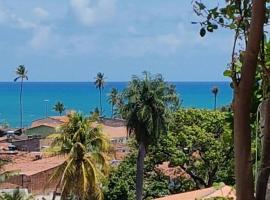 Vista pro mar Gaibu, Suape-Pernambuco, Cabo de Santo Agostinho (Cabo yakınında)