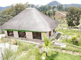 Nyungwe nziza ecolodge, Kuwinkingi (рядом с регионом Huye)
