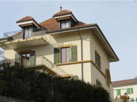 Appartement Maillefer, Neuchâtel (Peseux yakınında)