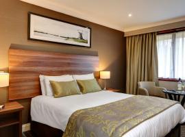 BEST WESTERN Brook Hotel, Норидж (рядом с городом Costessey)