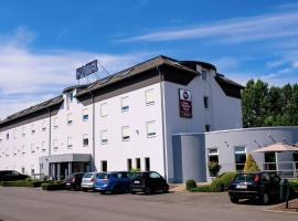 Best Western Plus Aero 44 Charleroi Airport