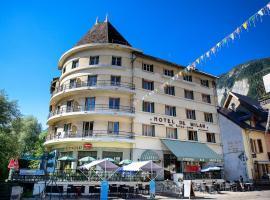 Sport'Hotel - Résidence de Milan, Le Bourg-d'Oisans