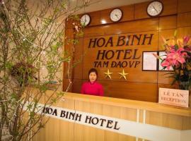 Khách Sạn Hòa Bình, Tam Ðảo