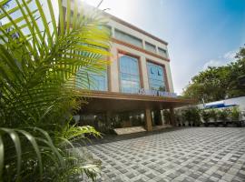 Crossway Parklane Airport Hotel Chennai