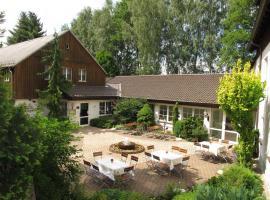 Land-gut-Hotel Zur Lochmühle, Penig (Lunzenau yakınında)