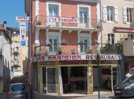 Hôtel Le Parisien