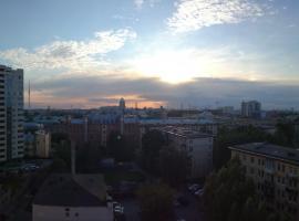 Apartment on Lesnaya