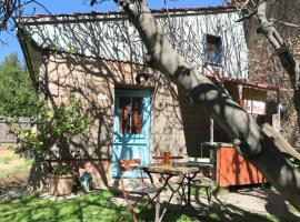 cabane tout confort, Sallèles-d'Aude (рядом с городом Муссан)